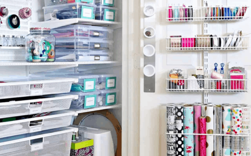 The Best Craft Room Organization Ideas