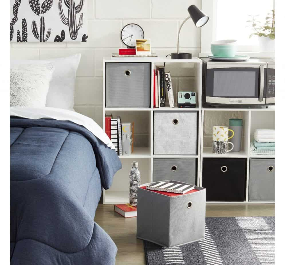 Everything You Need To Organize Your Dorm Room
