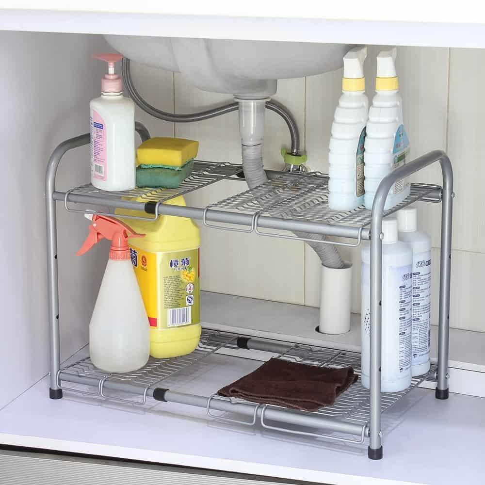 6 Essentials For An Organized Kitchen