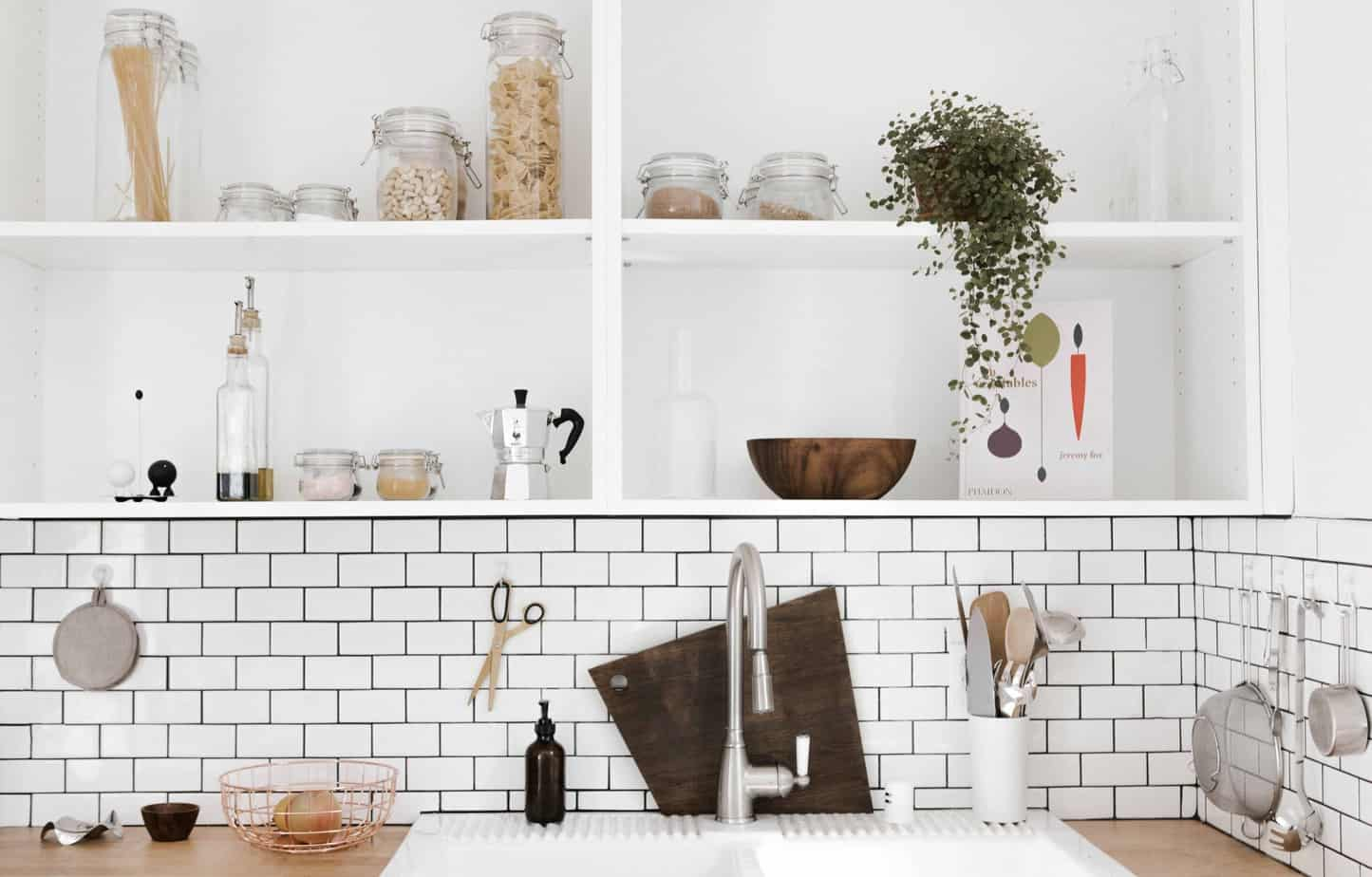 6 Essentials For An Organized Kitchen