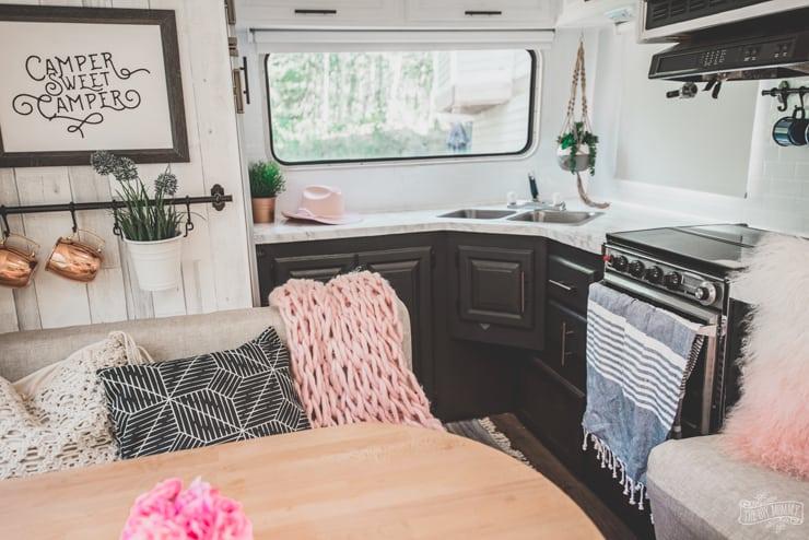 Camper Remodel Ideas