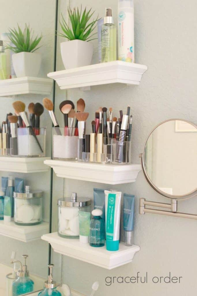 Brilliant Ways to Organize Your Bathroom