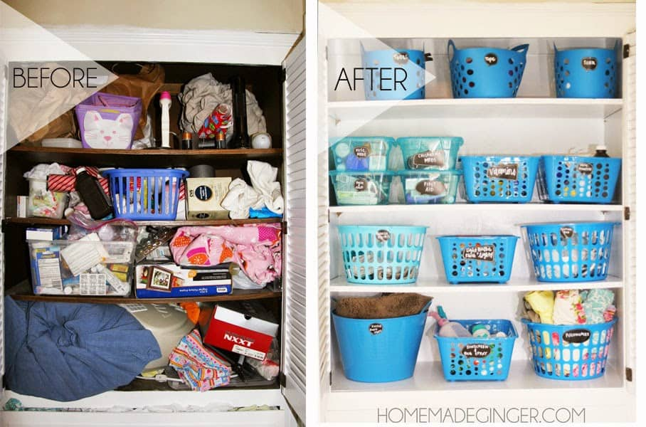 Dollar Store Organizing Hacks You Need To Know Right Now