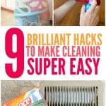 Cleaning Hacks That Will Change The Way You Clean