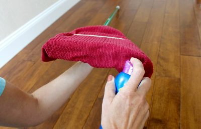 Cleaning Hacks To Save Time