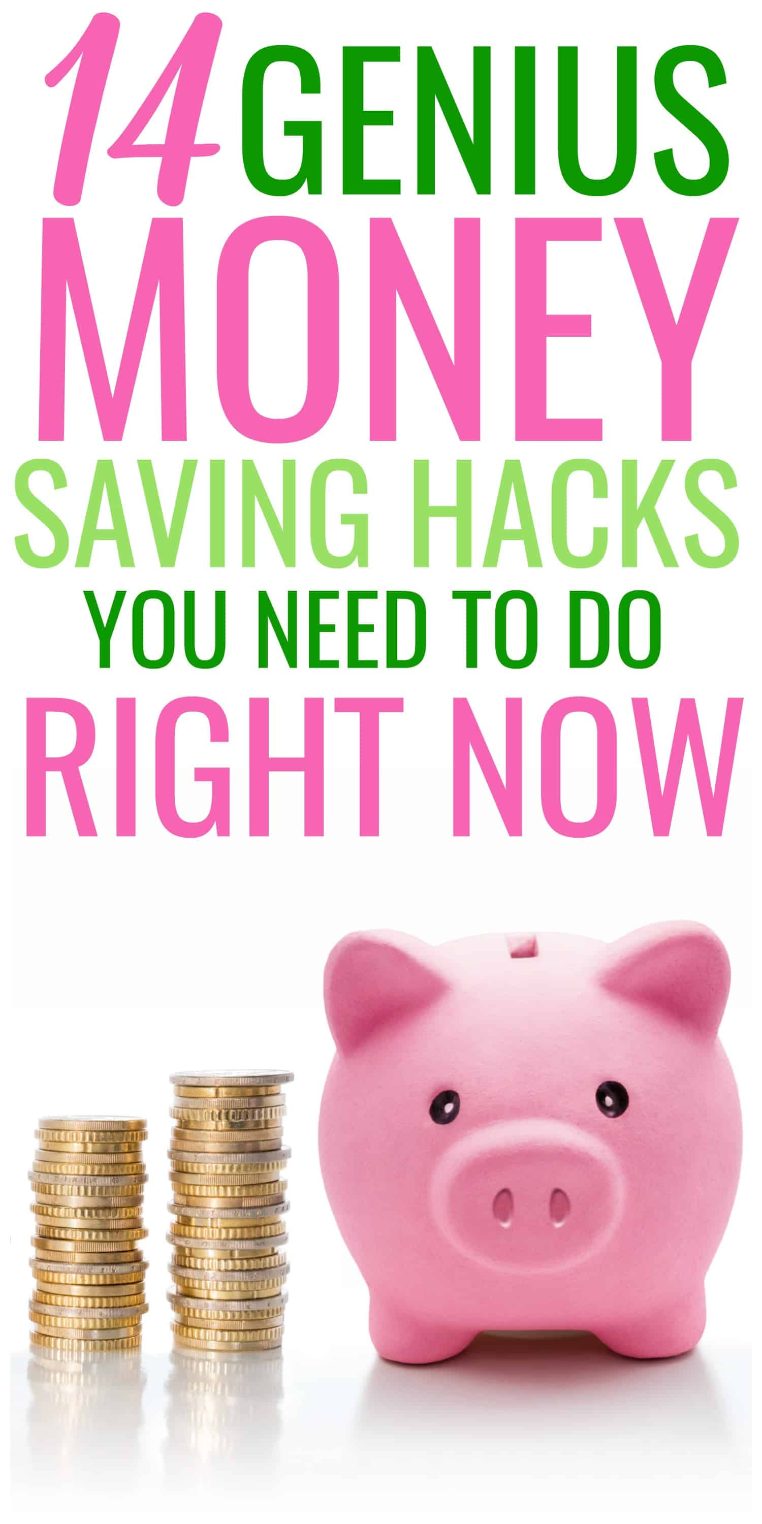 14 Money Saving Hacks That Will Blow Your Mind