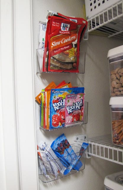 lever Dollar Store Organization Ideas To Declutter Your Kitchen