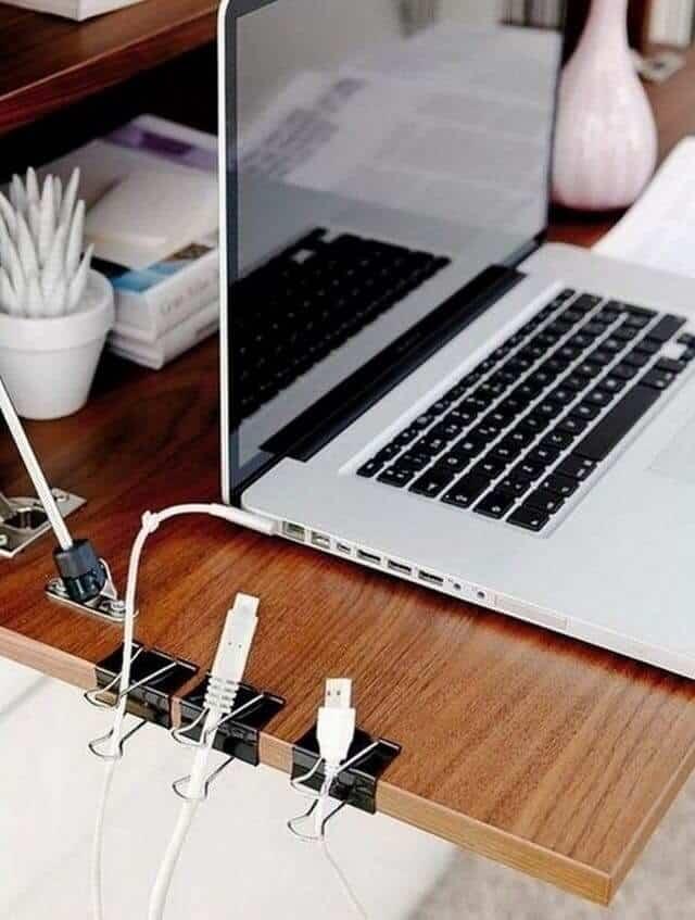Desk Organization Hacks To Improve Productivity