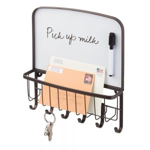 Key Rack. Mail Organizer