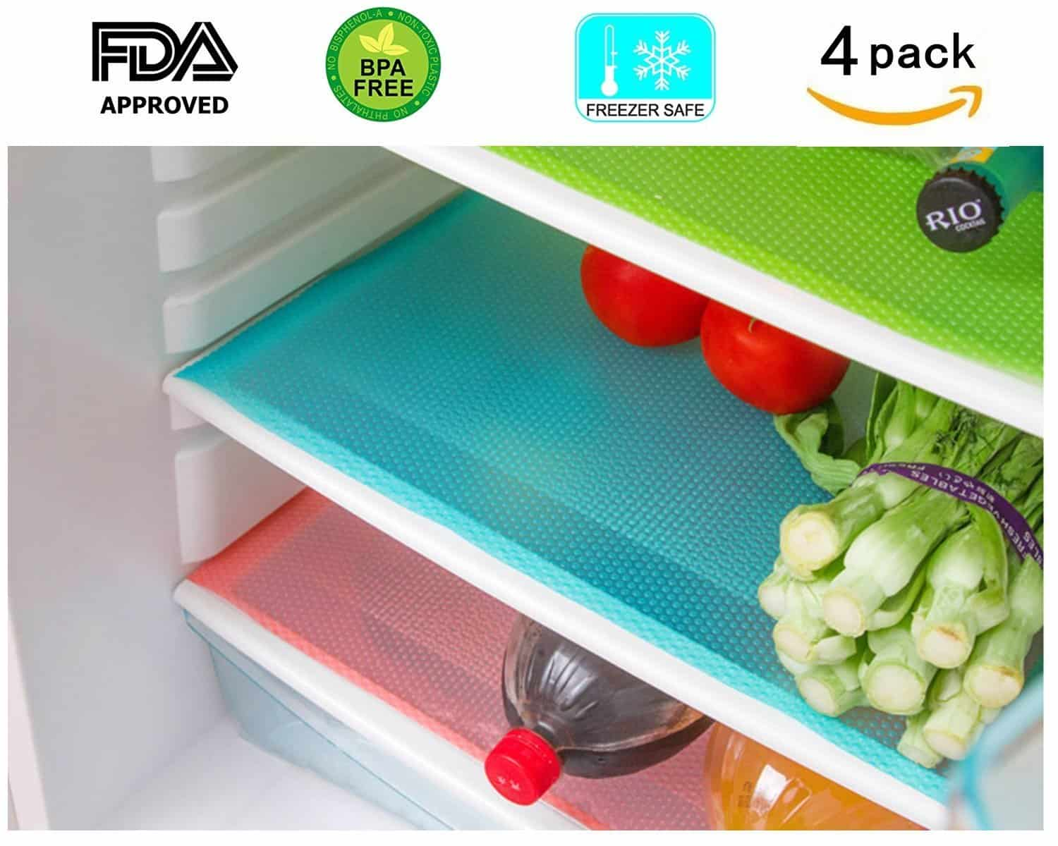 Refrigerator Shelf Liners