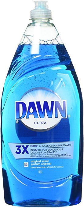 Ways To Use Dawn Dish Soap