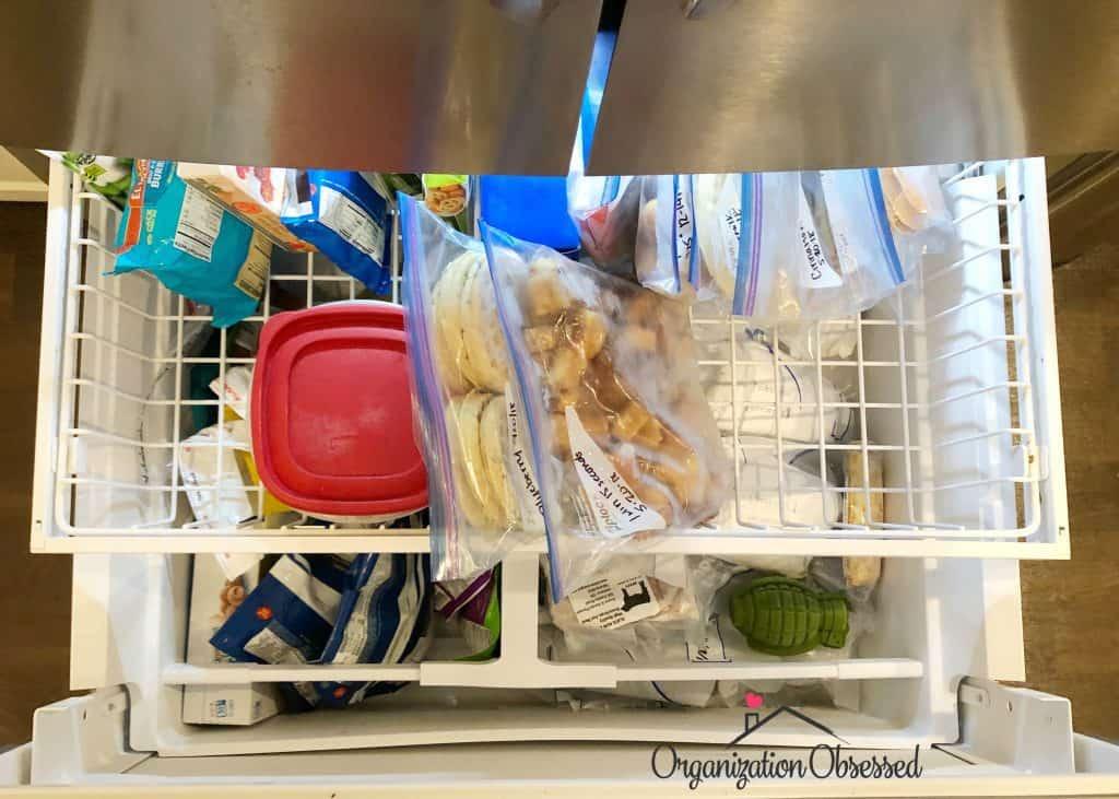 How To Maximize Your Freezer Storage Space Organization
