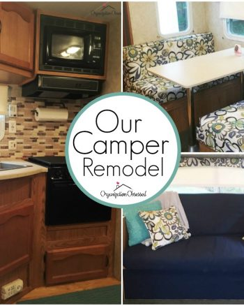 Our Camper Remodel