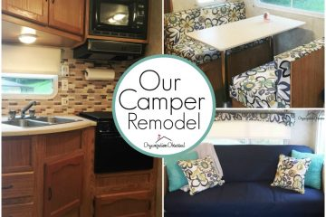 Remodel Your Camper On A Budget