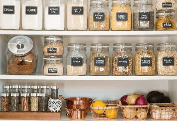 Mason Jar Organization Ideas You Must See Organization