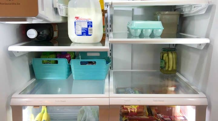 How To Clean And Organize Your Fridge