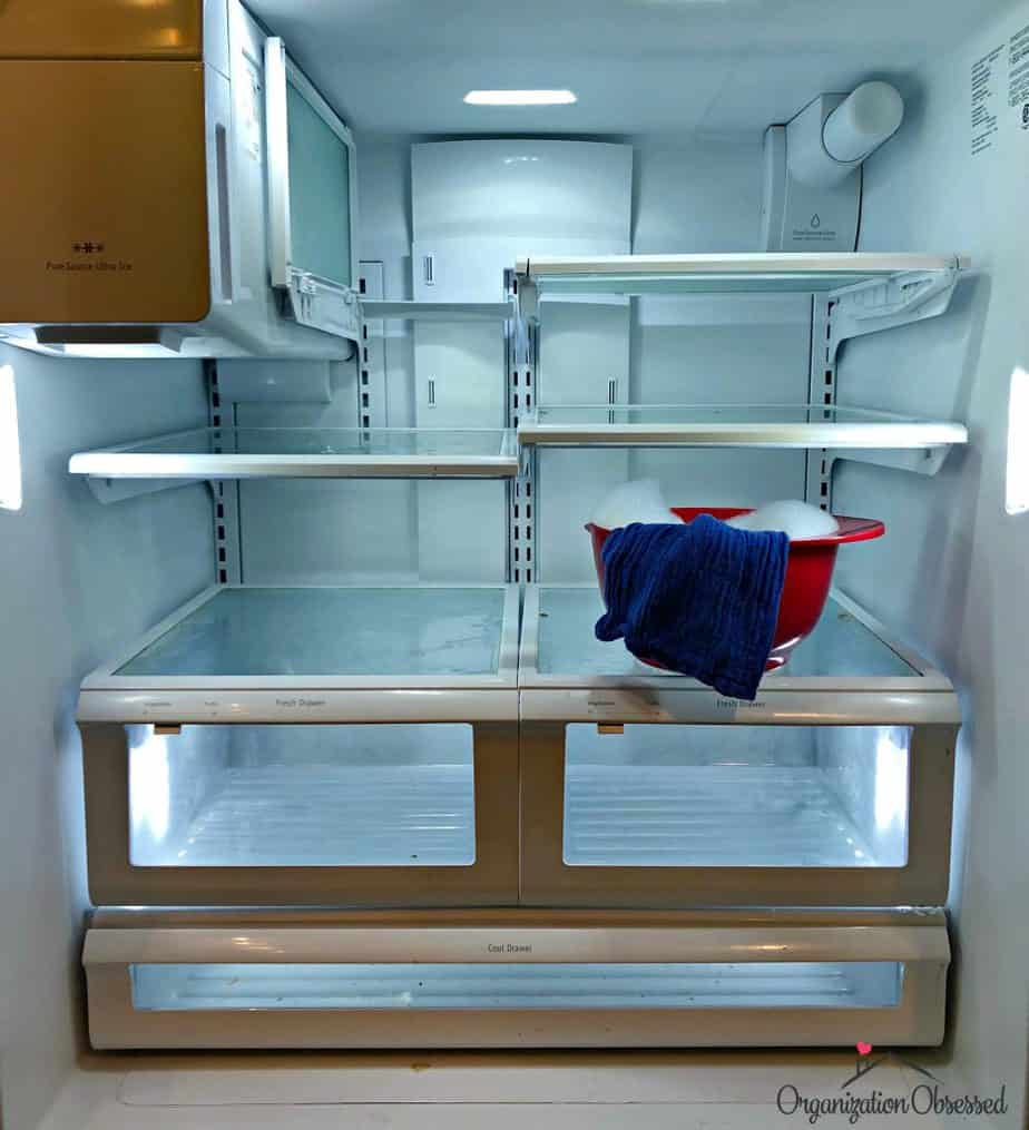 How To Clean and Organize Your Fridge - Organization Obsesssed