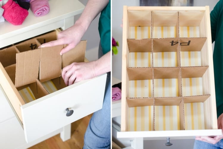 10 DIY Ways To Organize Your Home With Recycled Items