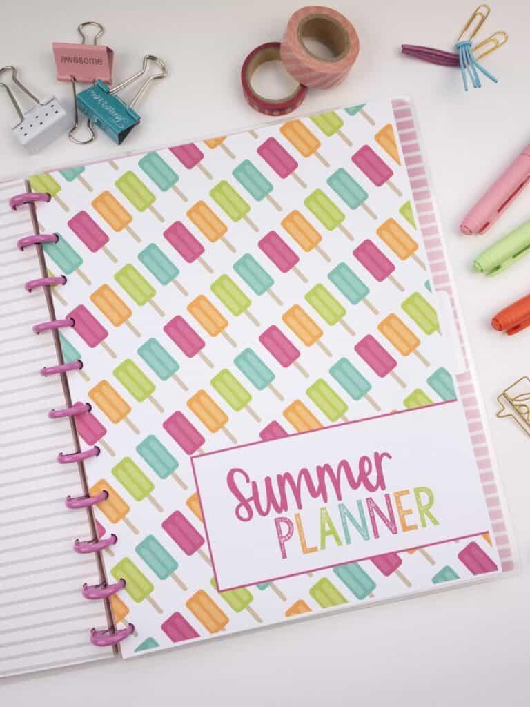 Summer Planner Printable