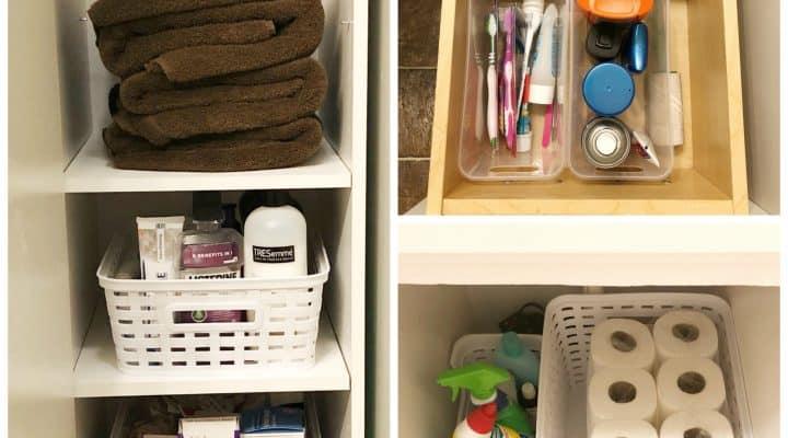 Bathroom Storage & Organization