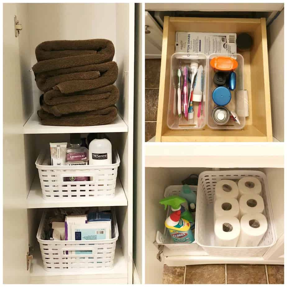 Bathroom Storage & Organization