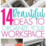 Brilliant Ideas To Organize Your Desk