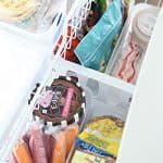 8 Ways To Organize The Freezer and Save Your Sanity