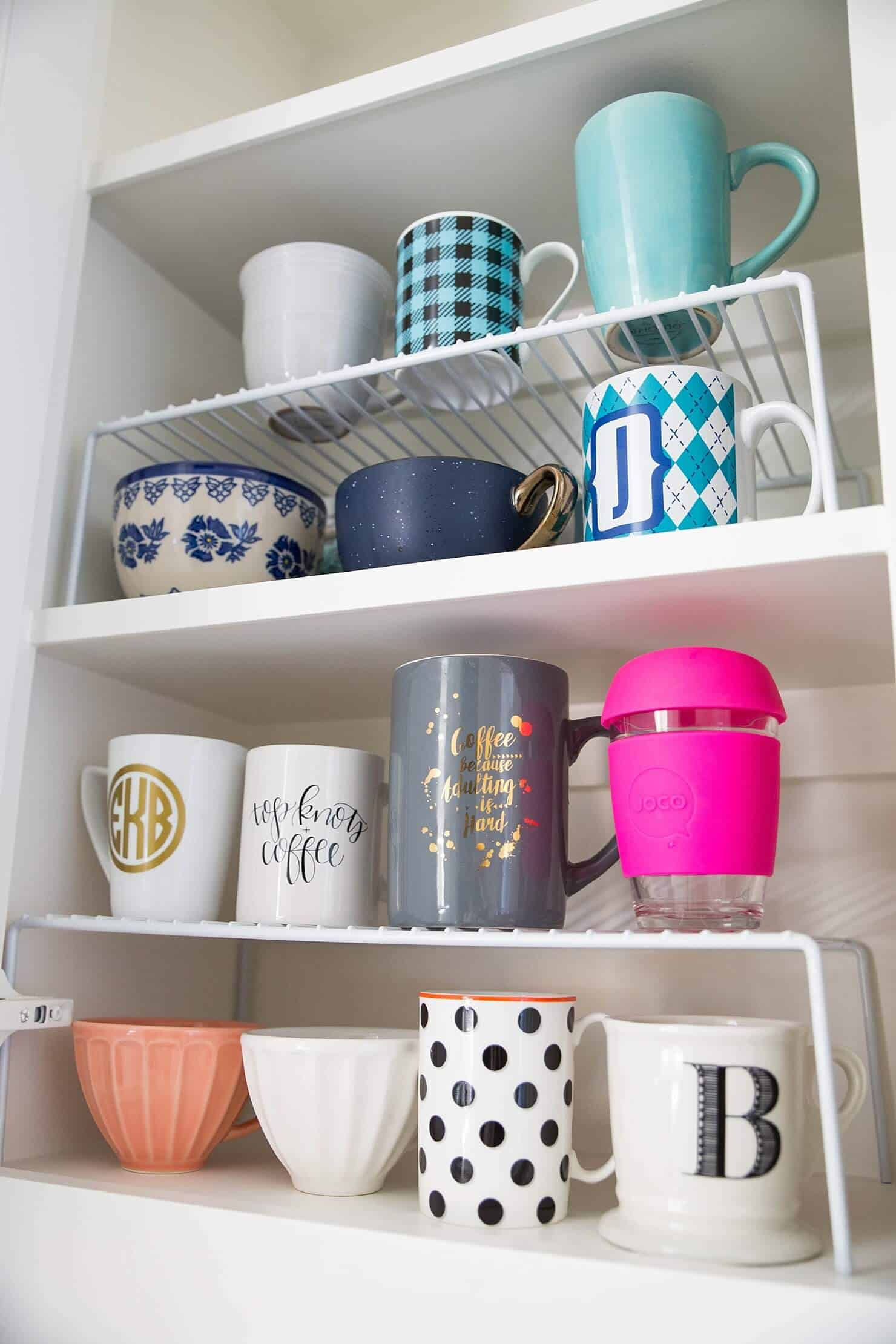 11 Genius Ways To Organize Kitchen Cabinets
