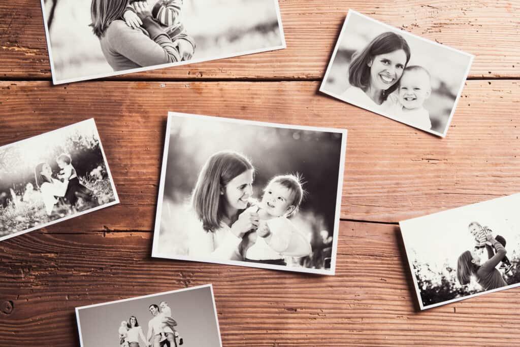 Printed Photos Organizing Ideas