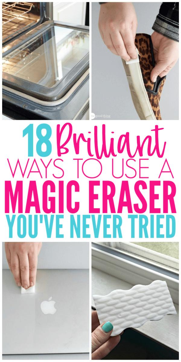 Magic Eraser Hacks You Must Try