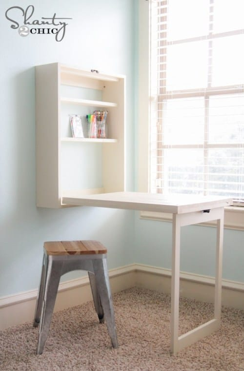 Organizing Small Spaces