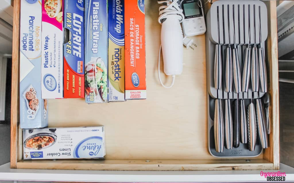 Our Organized Kitchen Tour - Organization Obsessed
