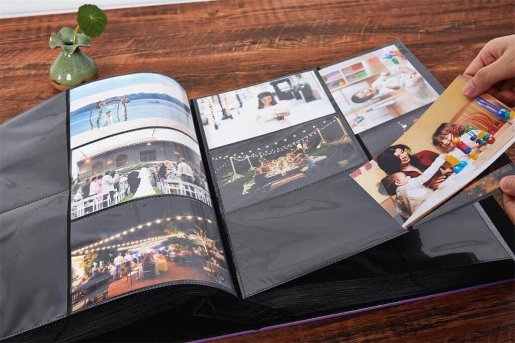 Photo Album Organizing Ideas