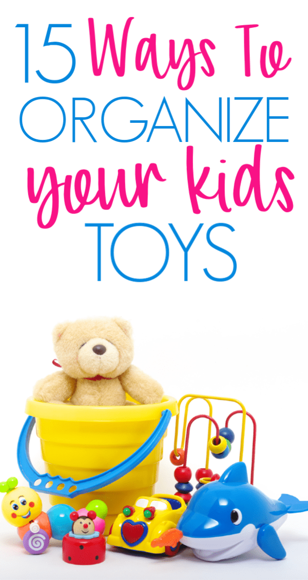 Playroom Toy Storage Ideas To Eliminate Toy Clutter
