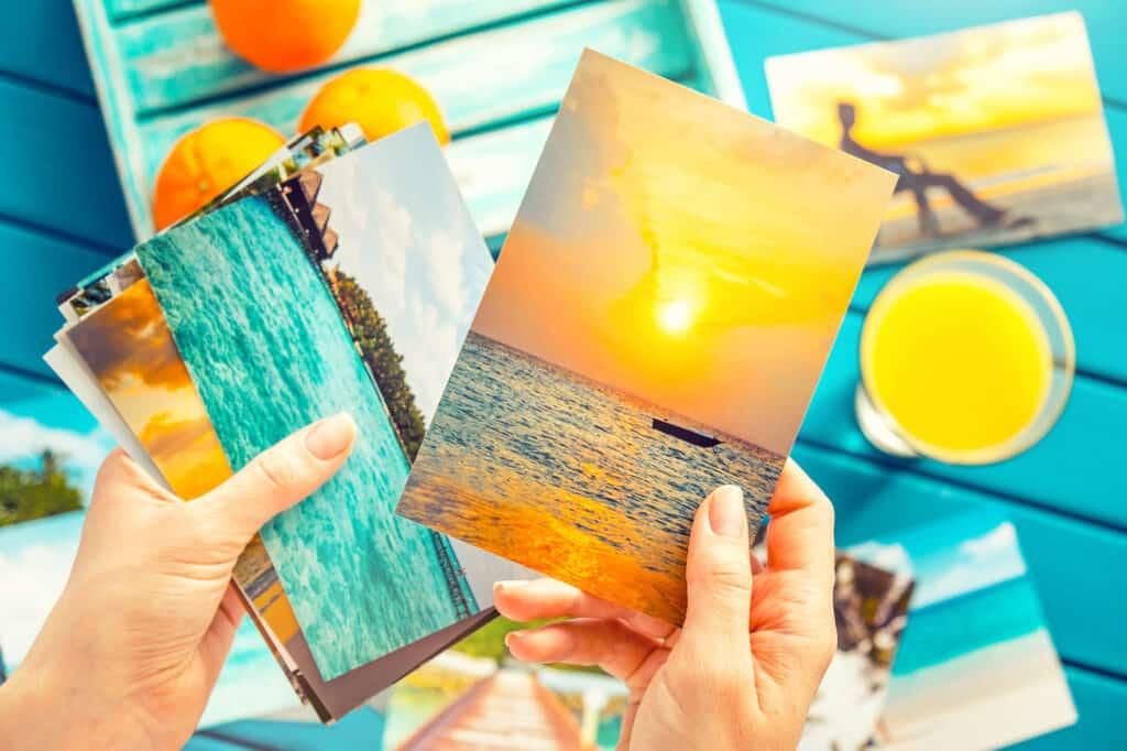 Organizing Printed Photos