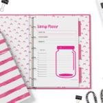 Free Printable Savings Planner