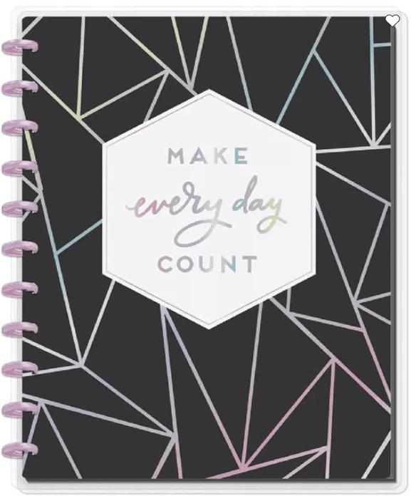 The Happy Planner Happy Notes BIG Notebook Geo | JOANN