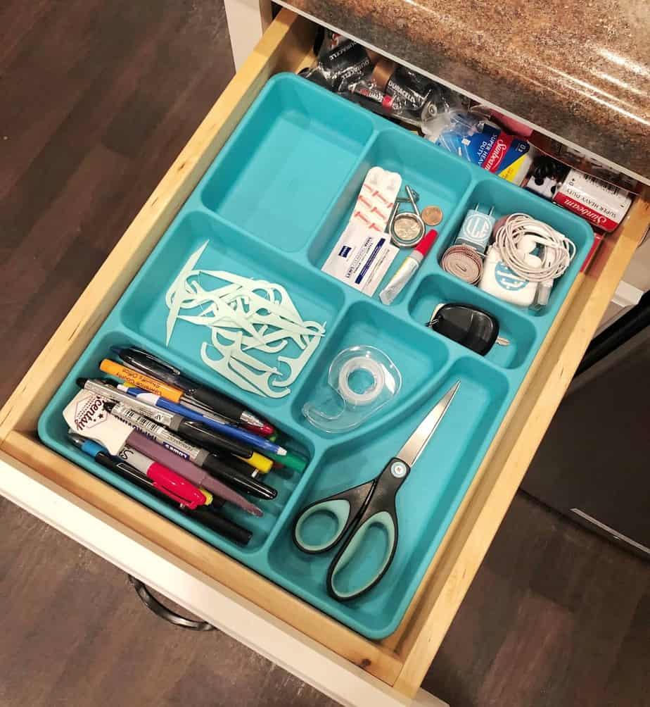 Junk Drawer Organization Tips