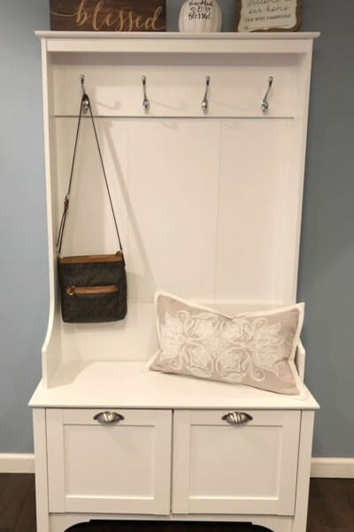 How To Keep Your Entryway Organized