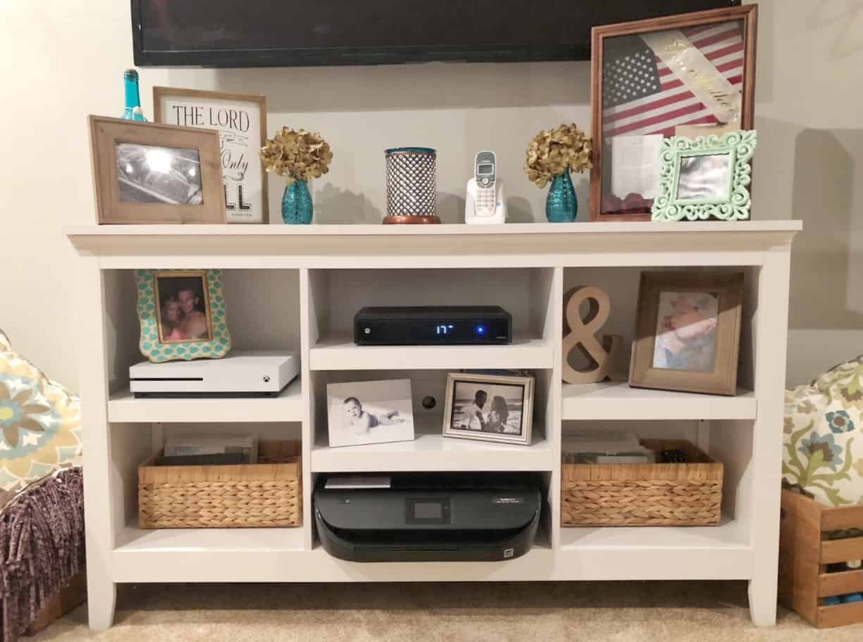 How To Organize Your Entertainment Center