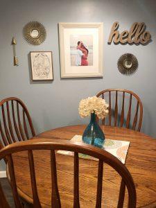 Dining Room Declutter