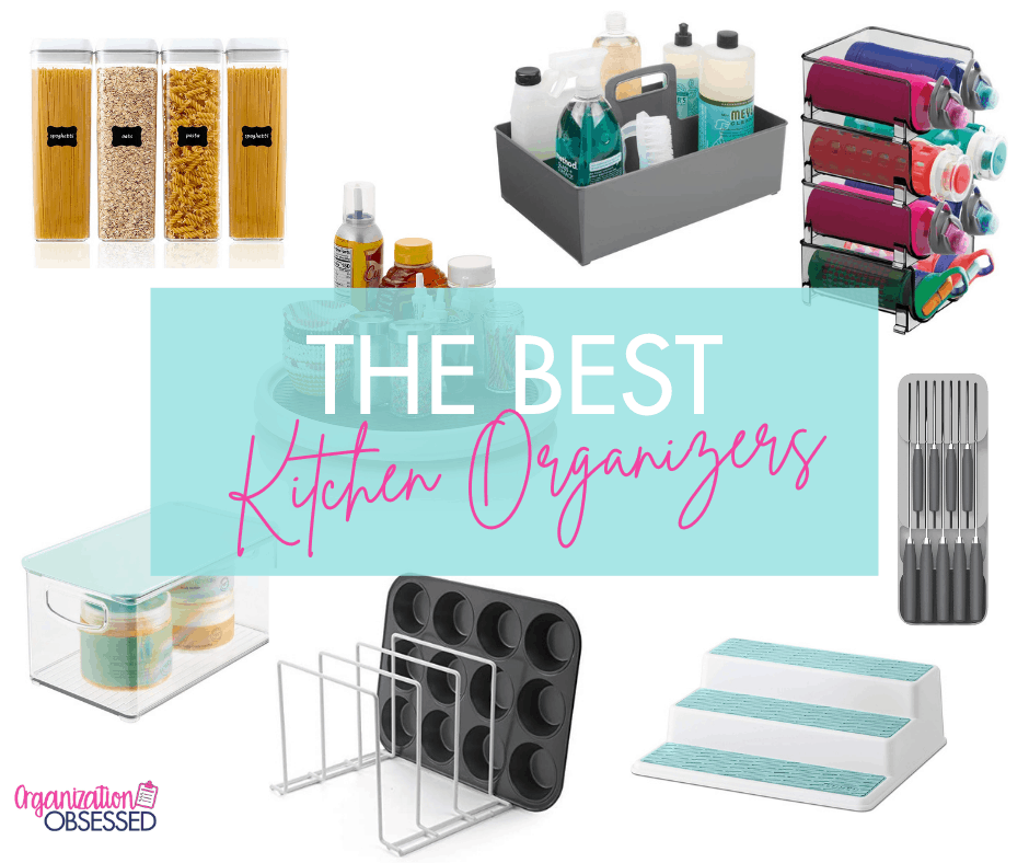 The Best Kitchen Organizing Products From Amazon