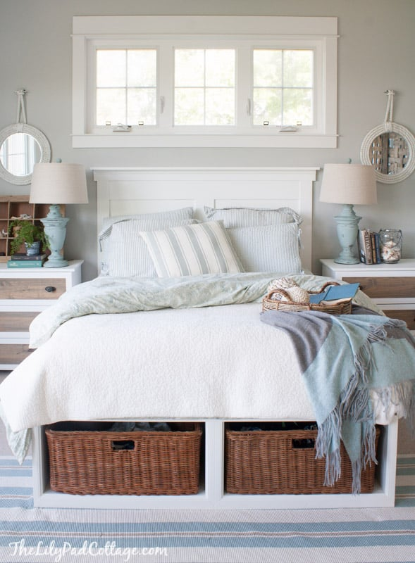 8 Ways To Simplify & Organize Your Master Bedroom - Organization ...