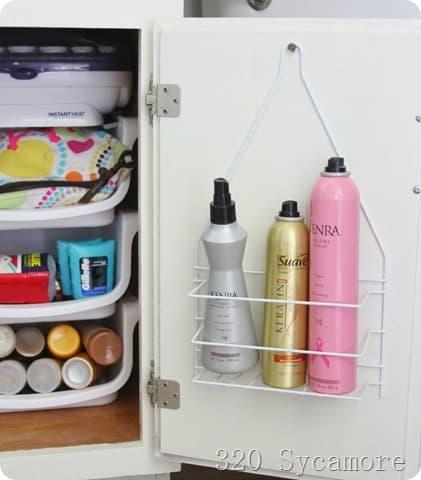 shower caddy under sink organizer