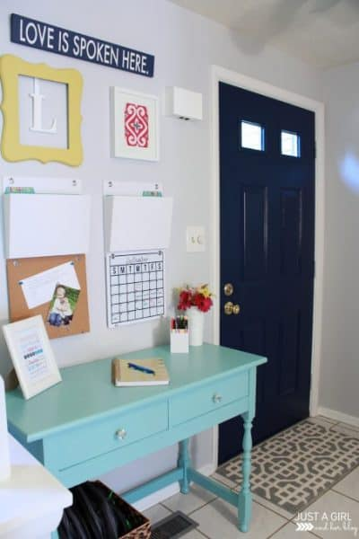 Command Center Ideas For Your Family