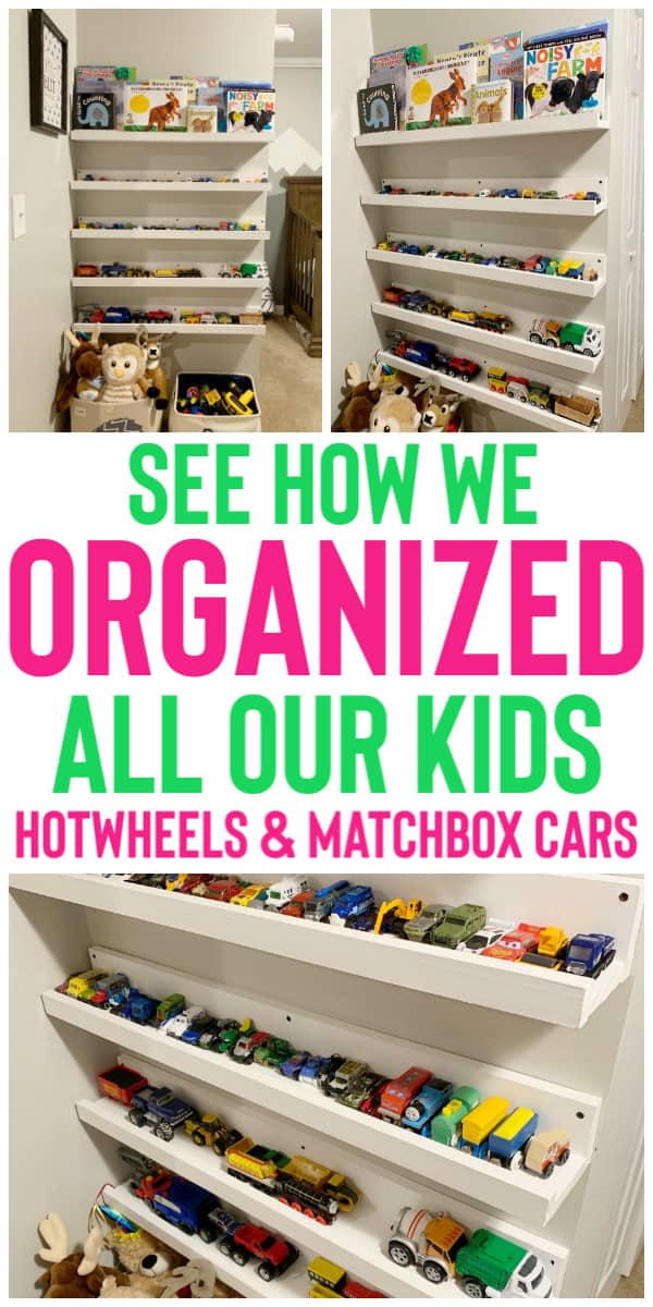 How To Organize Matchbox Cars and Hot Wheels